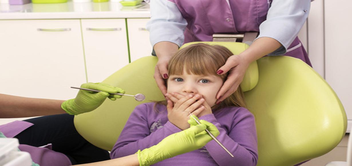 prima visita dentista