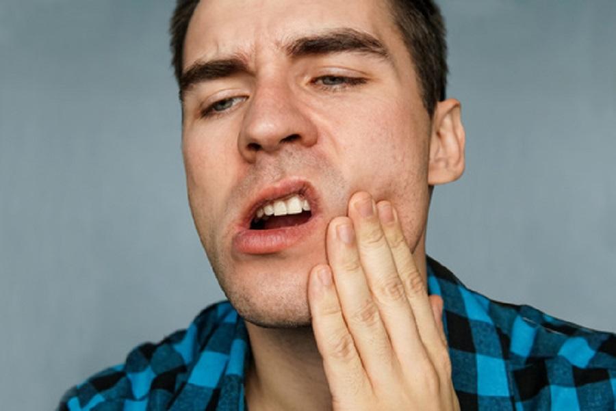 granuloma dentale cause