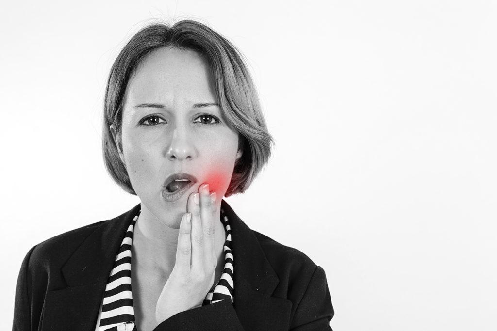 Come individuare infezioni dentali