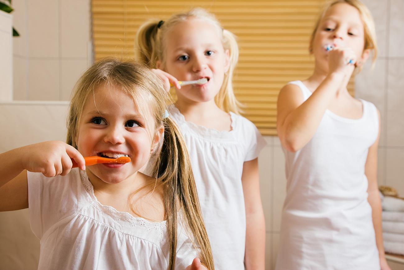 I-bambini-possono-avere-la-paradontite