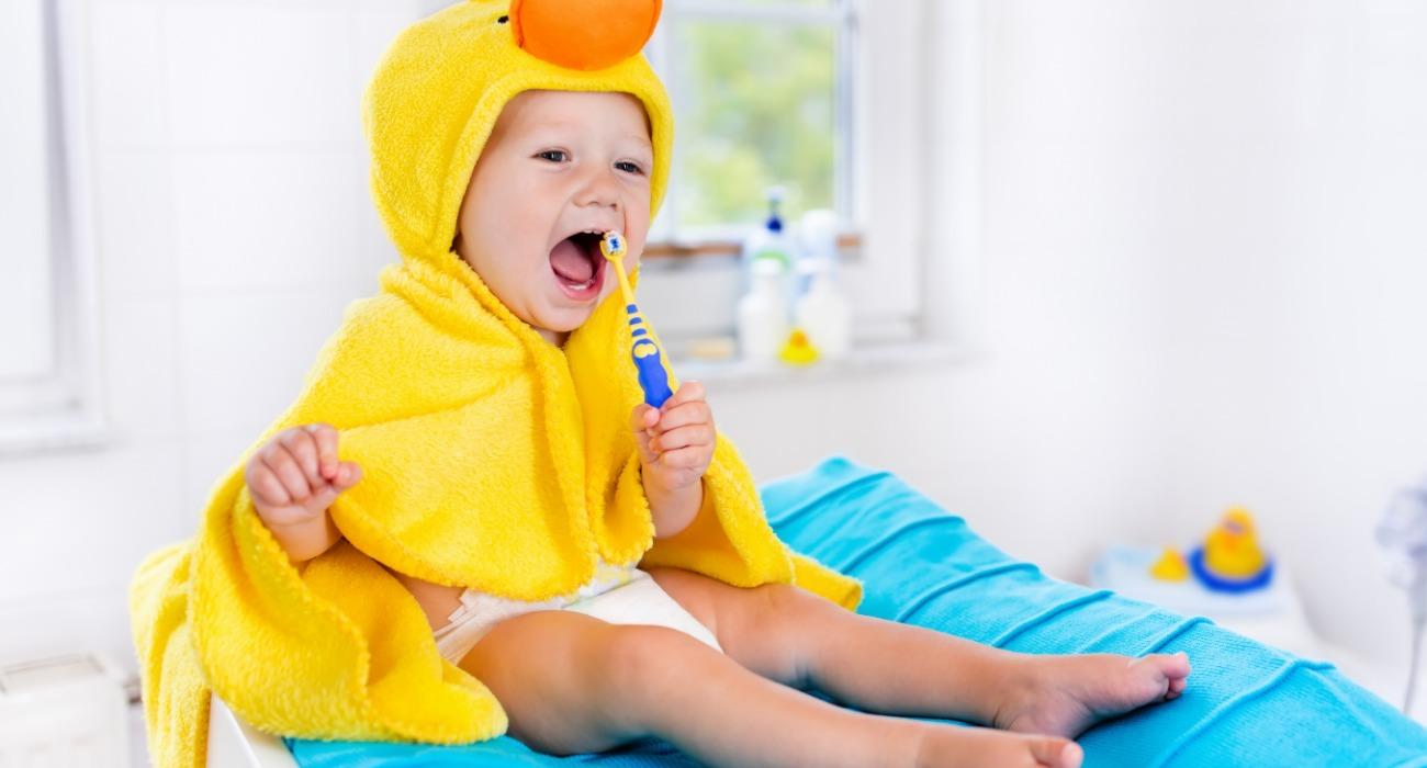 Igiene-orale-nei-bambini