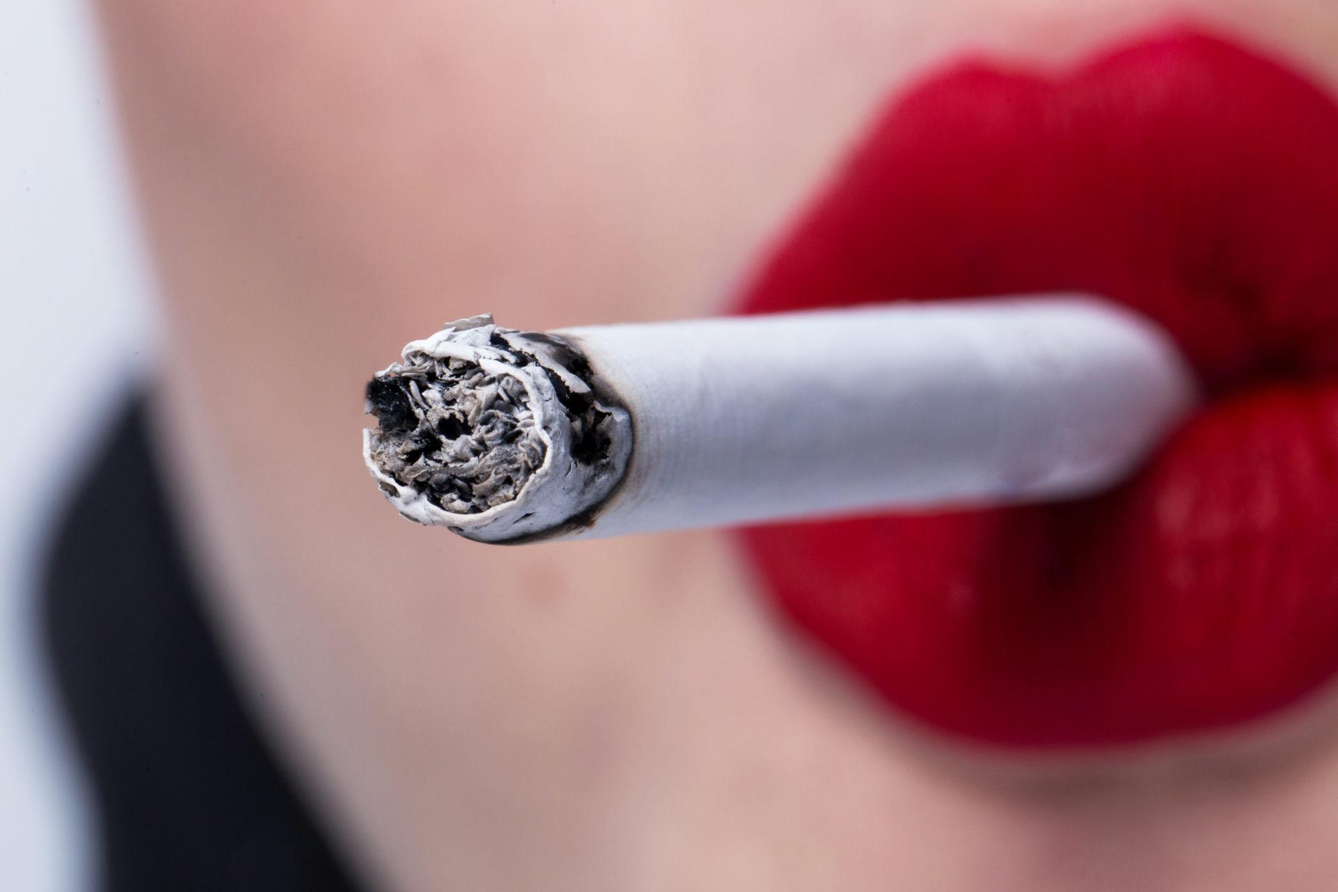 Fumare dopo l'estrazione di un dente