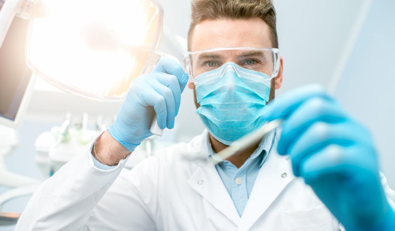 Reazioni allergiche dal dentista