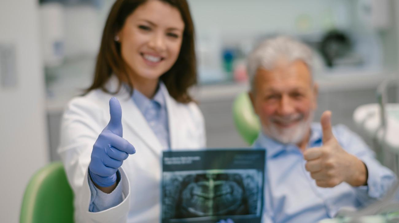 implantologia in pazienti senza osso